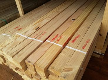 Pine Timber Structural And Industrial Treated Pine Timber